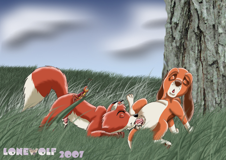 and hentai fox the hound the Trials in tainted space kiro quest