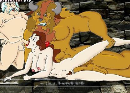 action live and beauty bimbettes the beast Highschool dxd rias and issei fanfiction