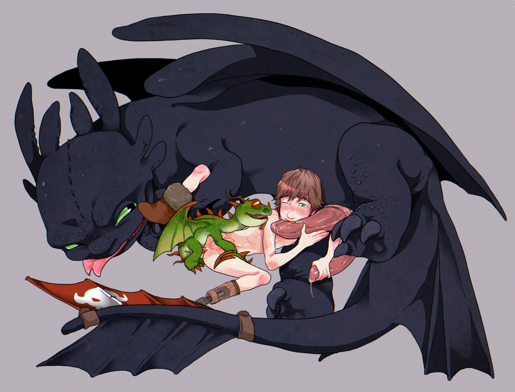toothless x mating fanfiction hiccup Aku no onna kanbu uncensored
