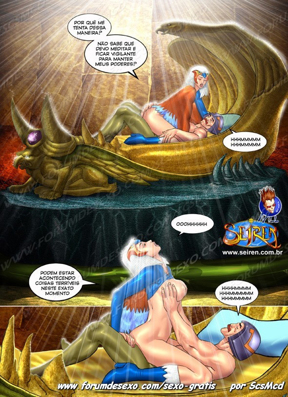 is the what internet of The road to el dorado blowjob