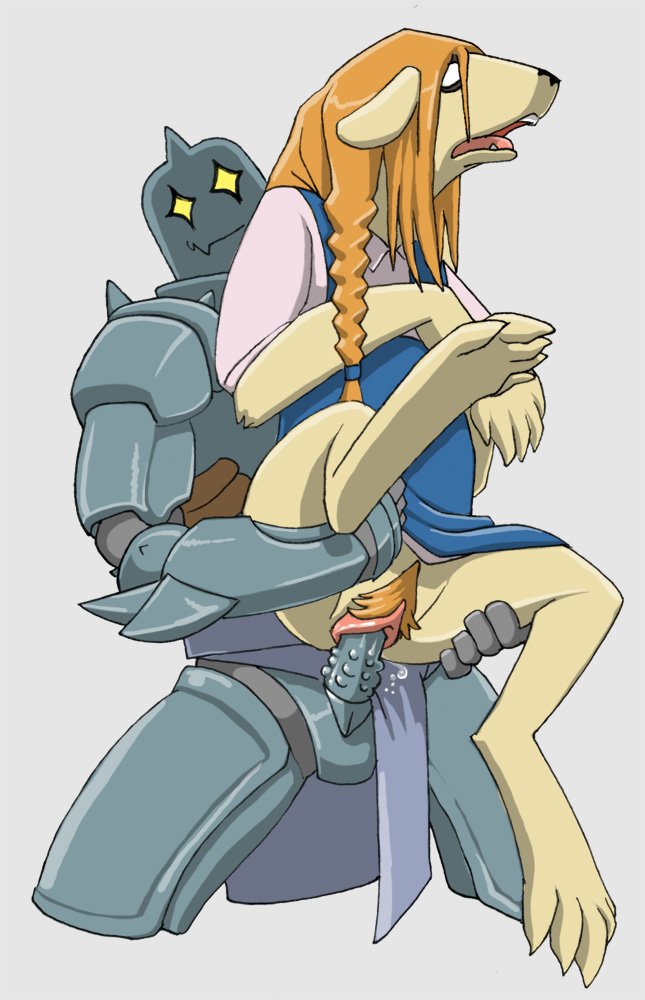 side elric alphonse view armor Dnd 3.5 book of erotic fantasy
