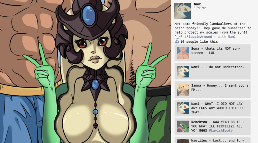 league sona legends naked of Corruption of champions goo girl