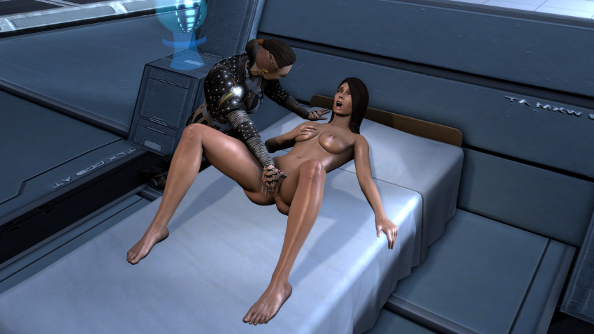 tali lemon and fanfiction shepard mass effect Mr peabody and sherman penny nude