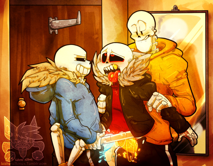 papyrus underfell sans underfell x Darling in the franxx list of episodes