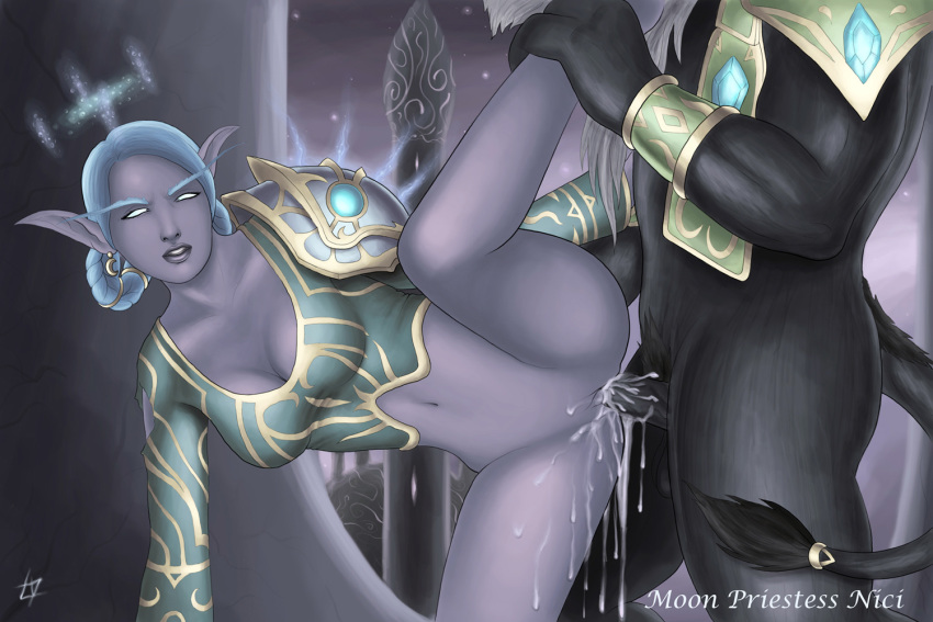 night markings wow face elf What level can shyvana solo dragon