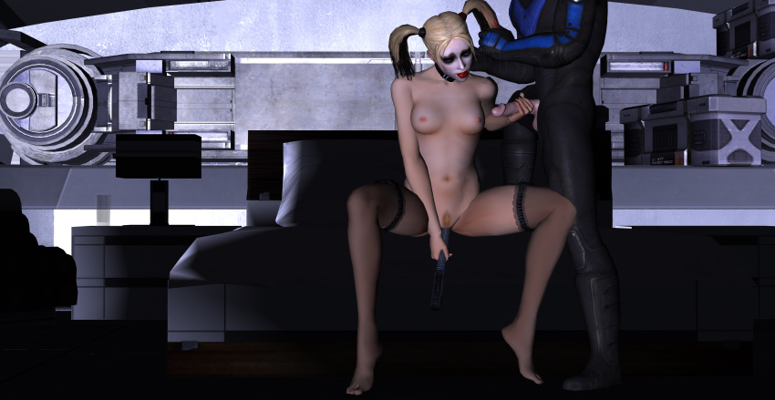 nightwing porn quinn harley and Half life 2 metro police