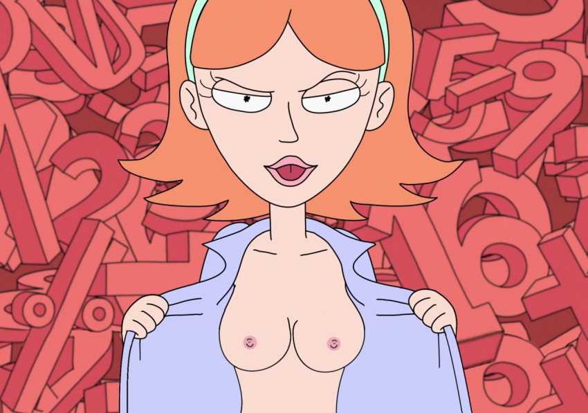 rick morty and anal porn How old is wendy's mascot