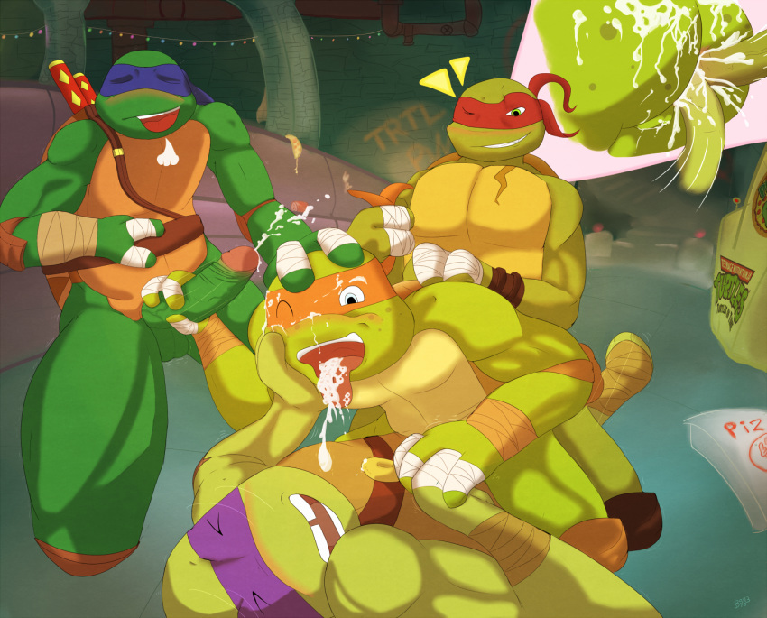 in dbz who is turtles Taboo-charming-mother