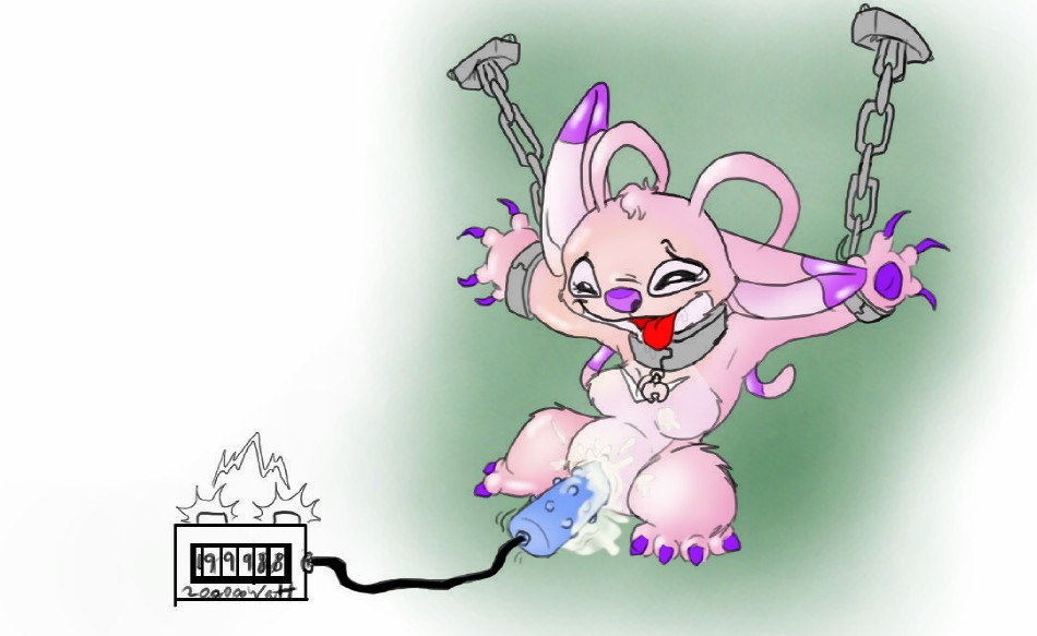 pleakley and from stitch lilo Princess peach and daisy naked